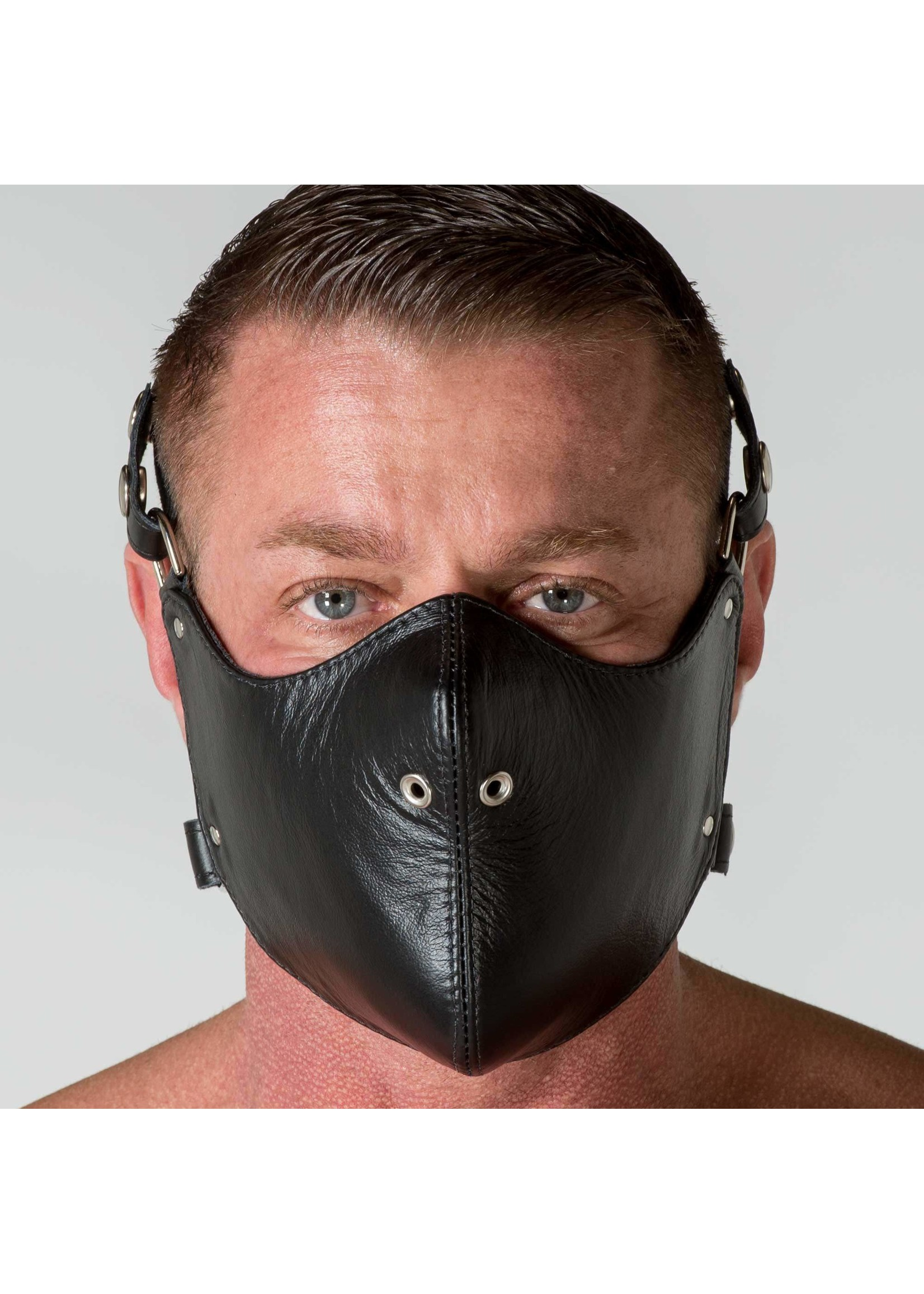 665 Leather 665 Mouth Restrictor