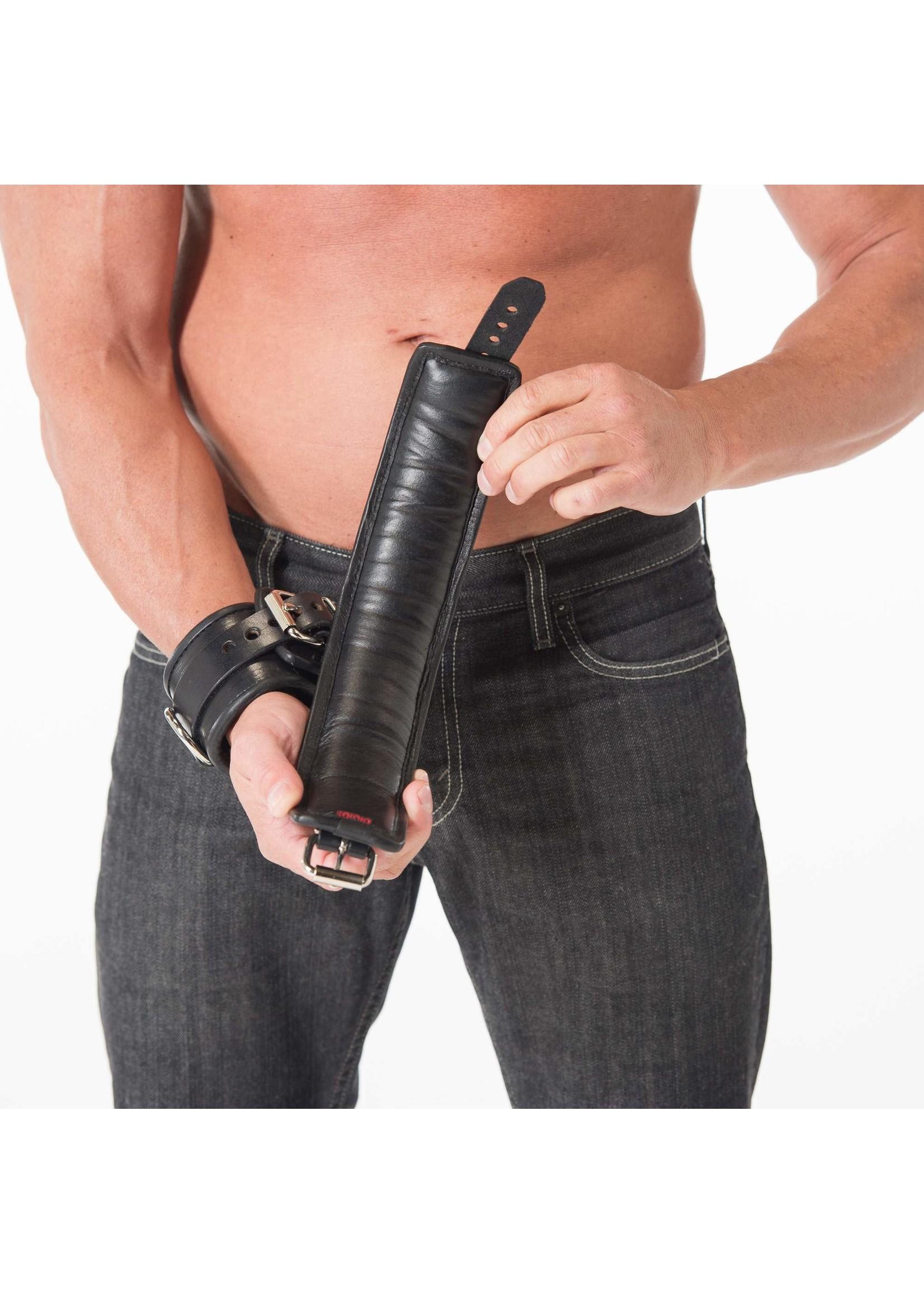 665 Leather 665 Padded Locking Wrist Restraints