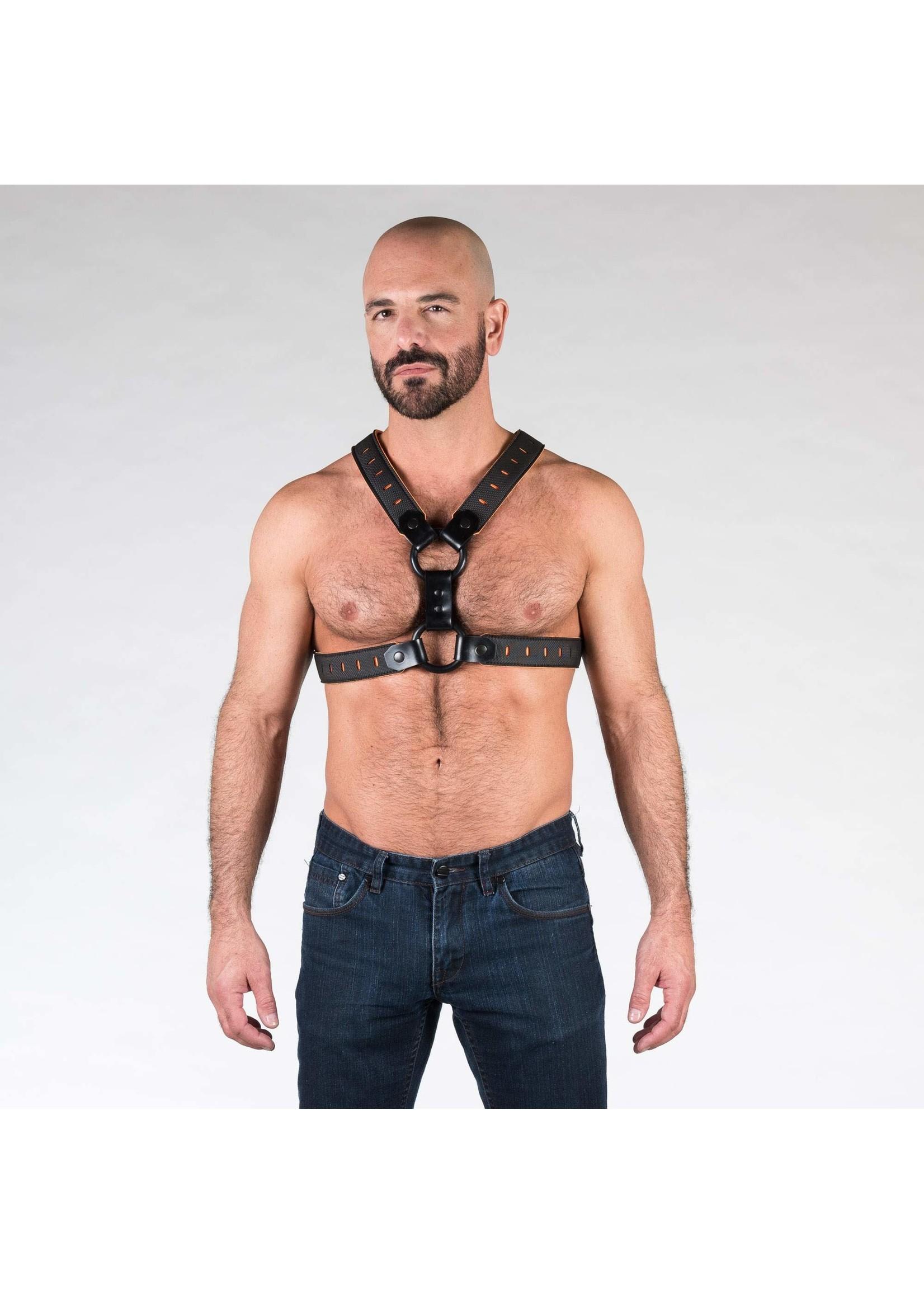 665 Leather 665 NeoFlex Neoprene Harness