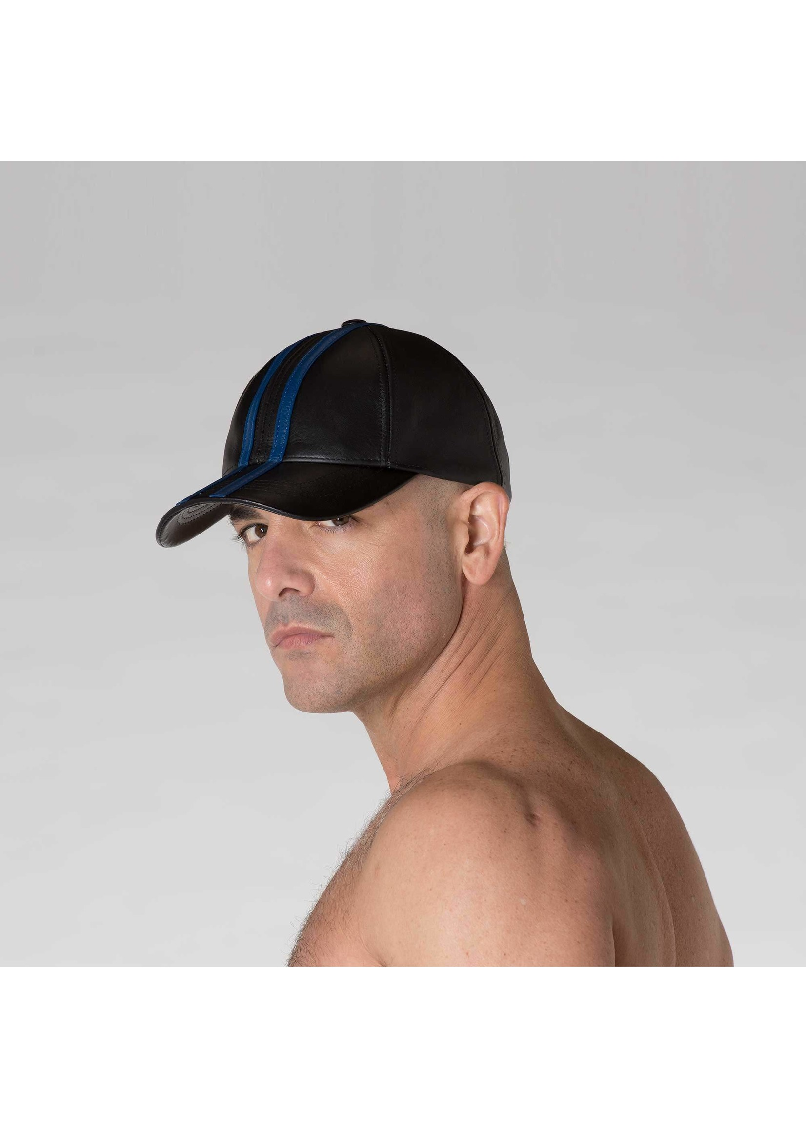 665 Leather 665 Leather Rally Hat