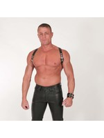 665 Leather 665 Magnum Leather Harness