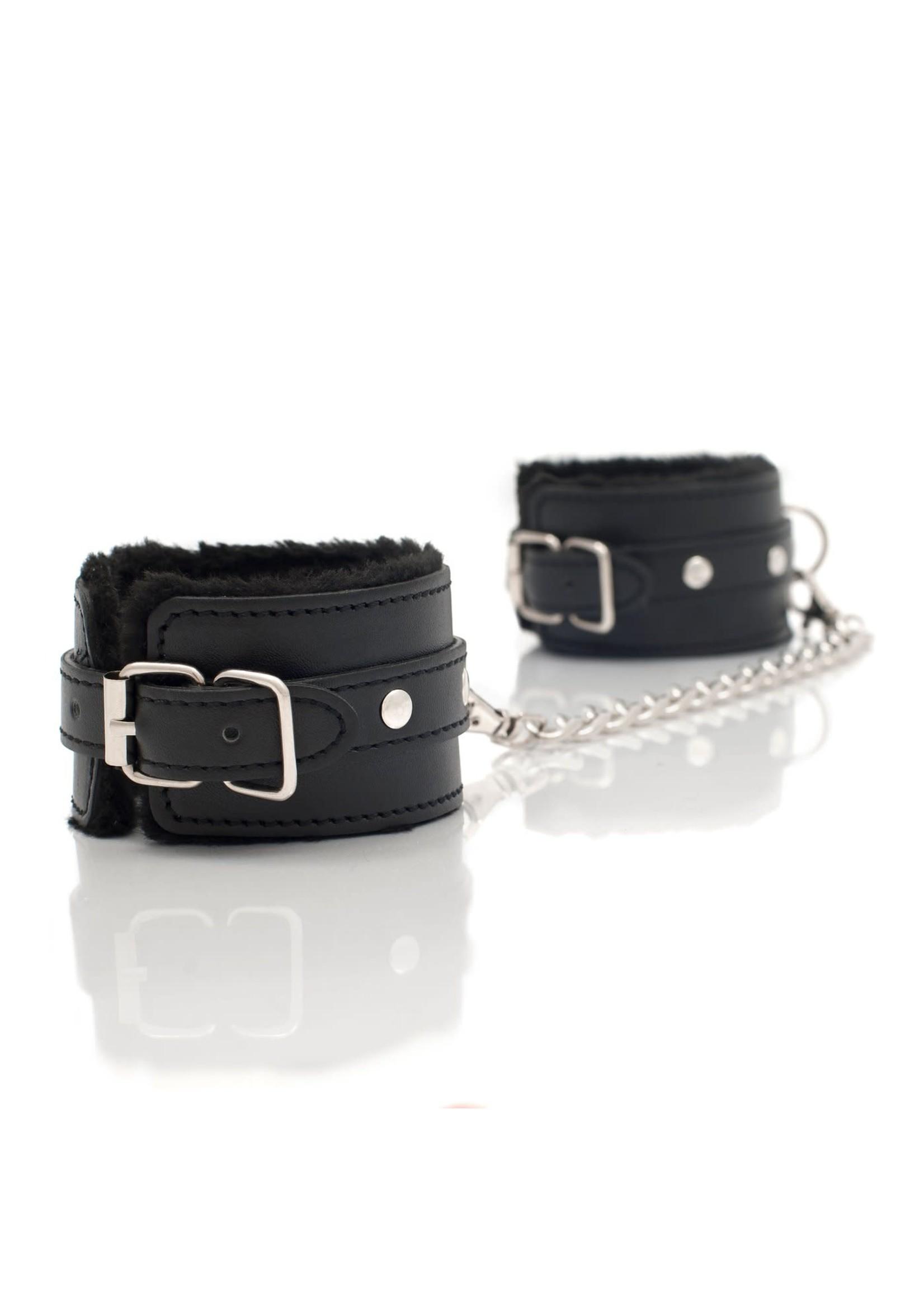 Deviant Deviant Risque Wrist Cuffs