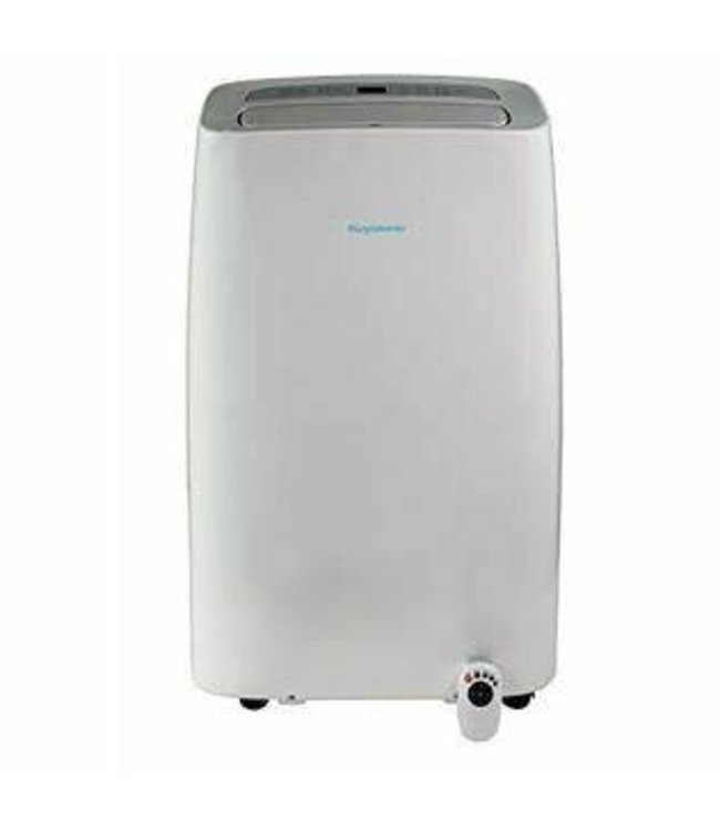 KEYSTONE Keystone 10,000 BTU Portable Air Conditioner and Dehumidifier White