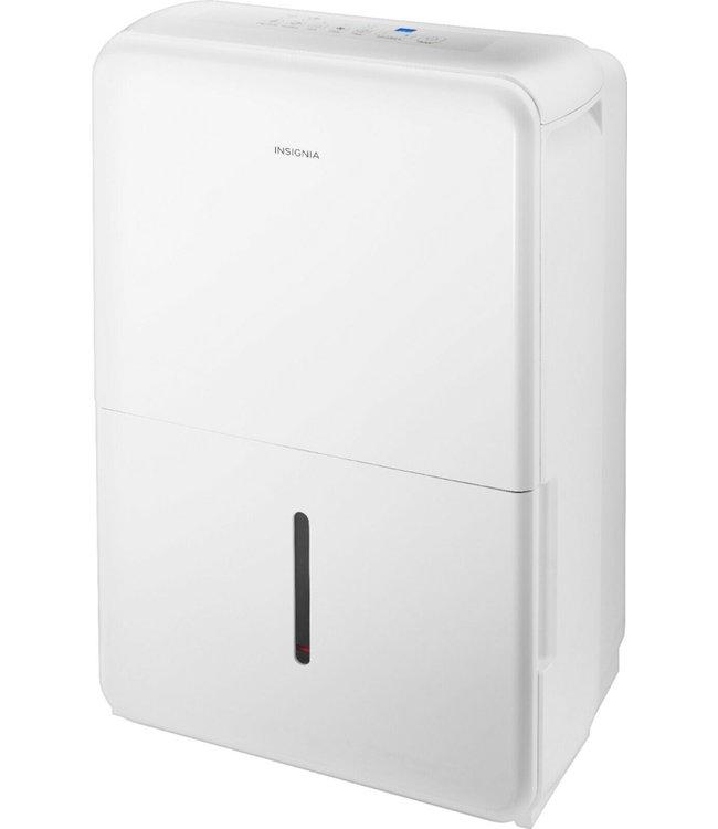 INSIGNIA Insignia 35 Pint Portable Dehumidifier White