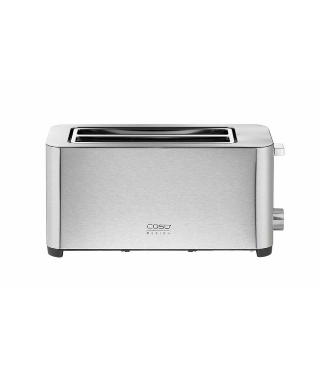 Caso T4 Toaster Stainless Steel