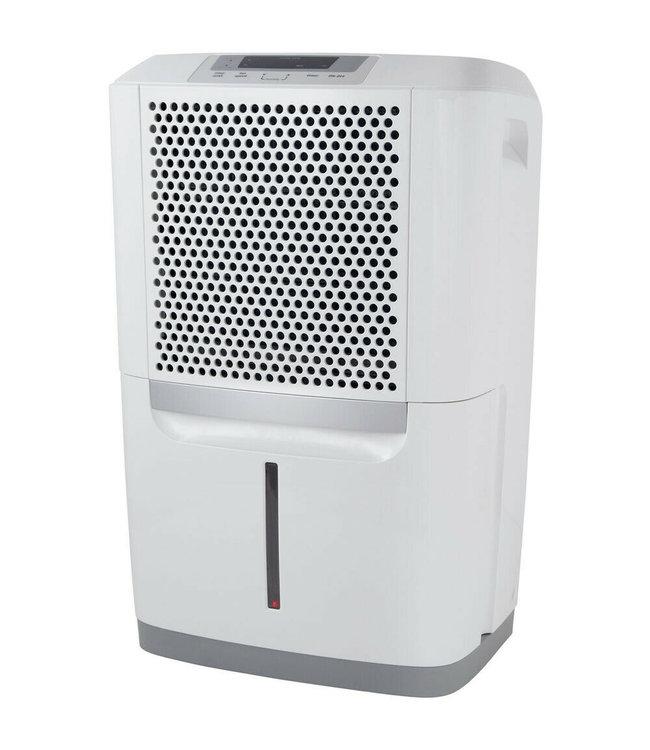 Frigidaire 70 Pint Portable Dehumidifier White