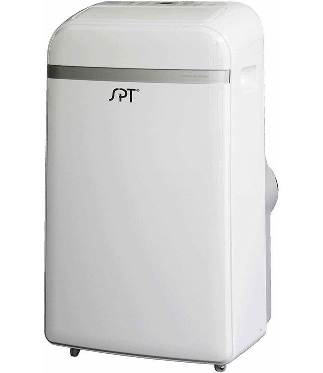 Sunpentown 12,000 BTU Portable Air Conditioner White