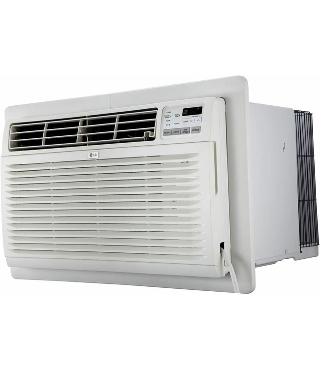 LG LG 10,000 BTU Window Air Conditioner with Heat White