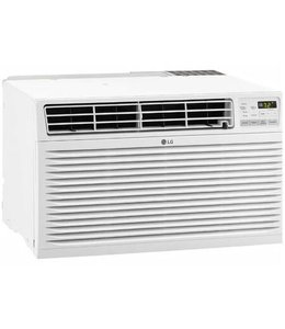 LG LG 12,000 BTU Through the Wall Air Conditioner with Heat White