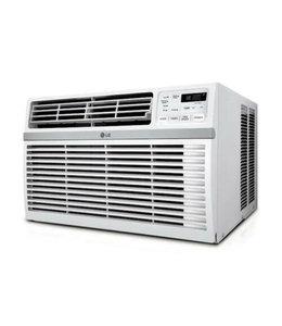 LG LG 15,000 Window Air Conditioner White