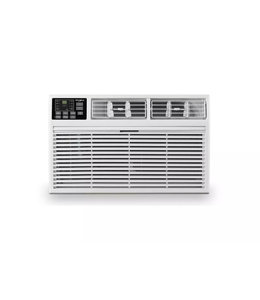 WHIRLPOOL Whirlpool 8,000 BTU Through the Wall Air Conditioner with Heat White