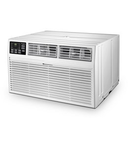 WHIRLPOOL Whirlpool 12,000 BTU Through the Wall Air Conditioner with Heat White
