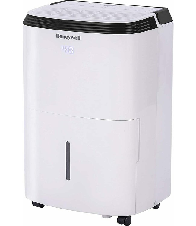 HONEYWELL Honeywell 30 Pint Portable Dehumidifier White