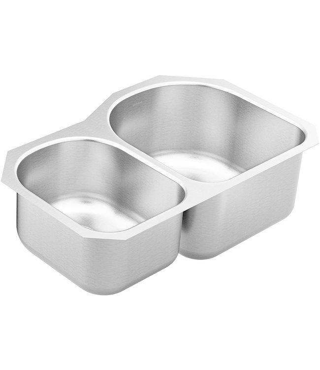 MOEN Moen 1800 Series Kitchen Sink Stainless Steel