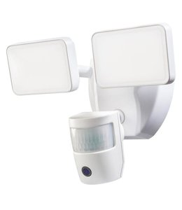 Secur 360 Wi-Fi Motion Activated Outdoor Security White