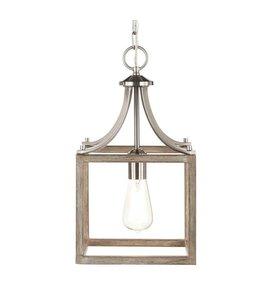 Hampton Bay Hampton Bay Boswell Quarter Light Pendant