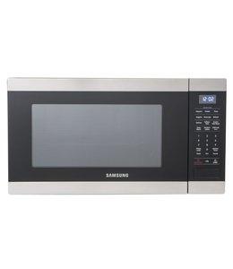 SAMSUNG Samsung 1.9 cu. ft. Countertop Microwave Stainless Steel