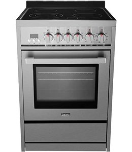 Galanz 24 in. Electric Range 2.2 cu. ft. Oven Stainless