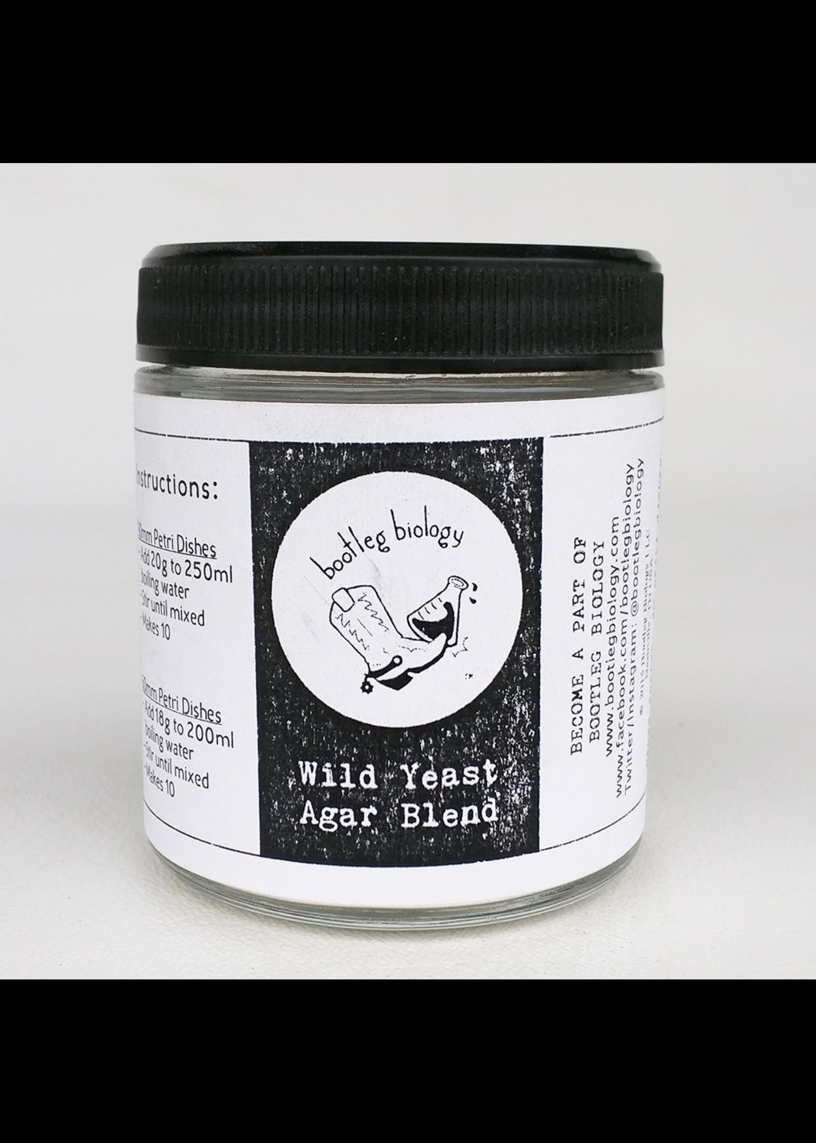 Yeast Bootleg Biology Wild Yeast Agar Blend - 60g