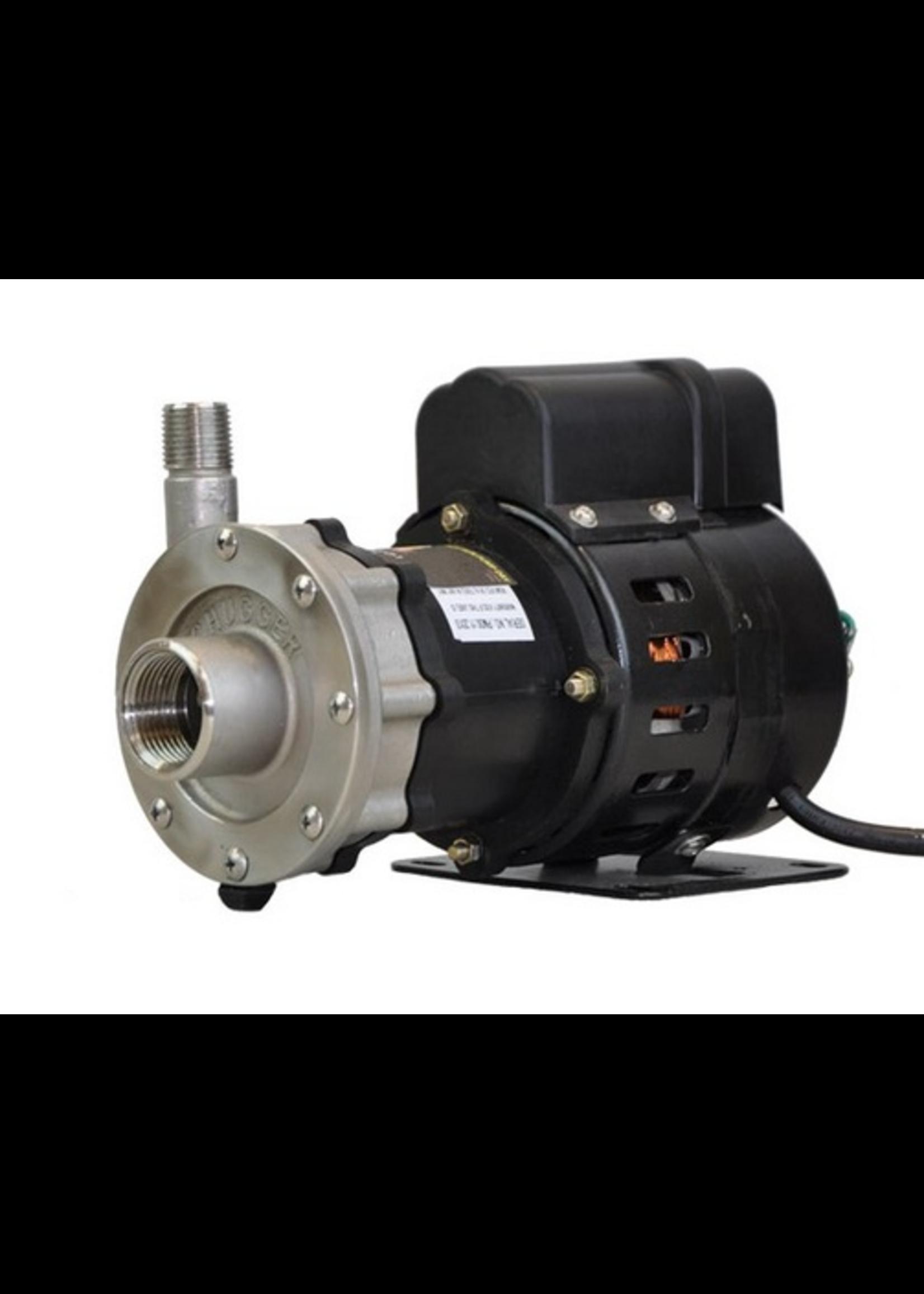 Brewing Chugger Brew Pump - SS Max Series Brew Pump