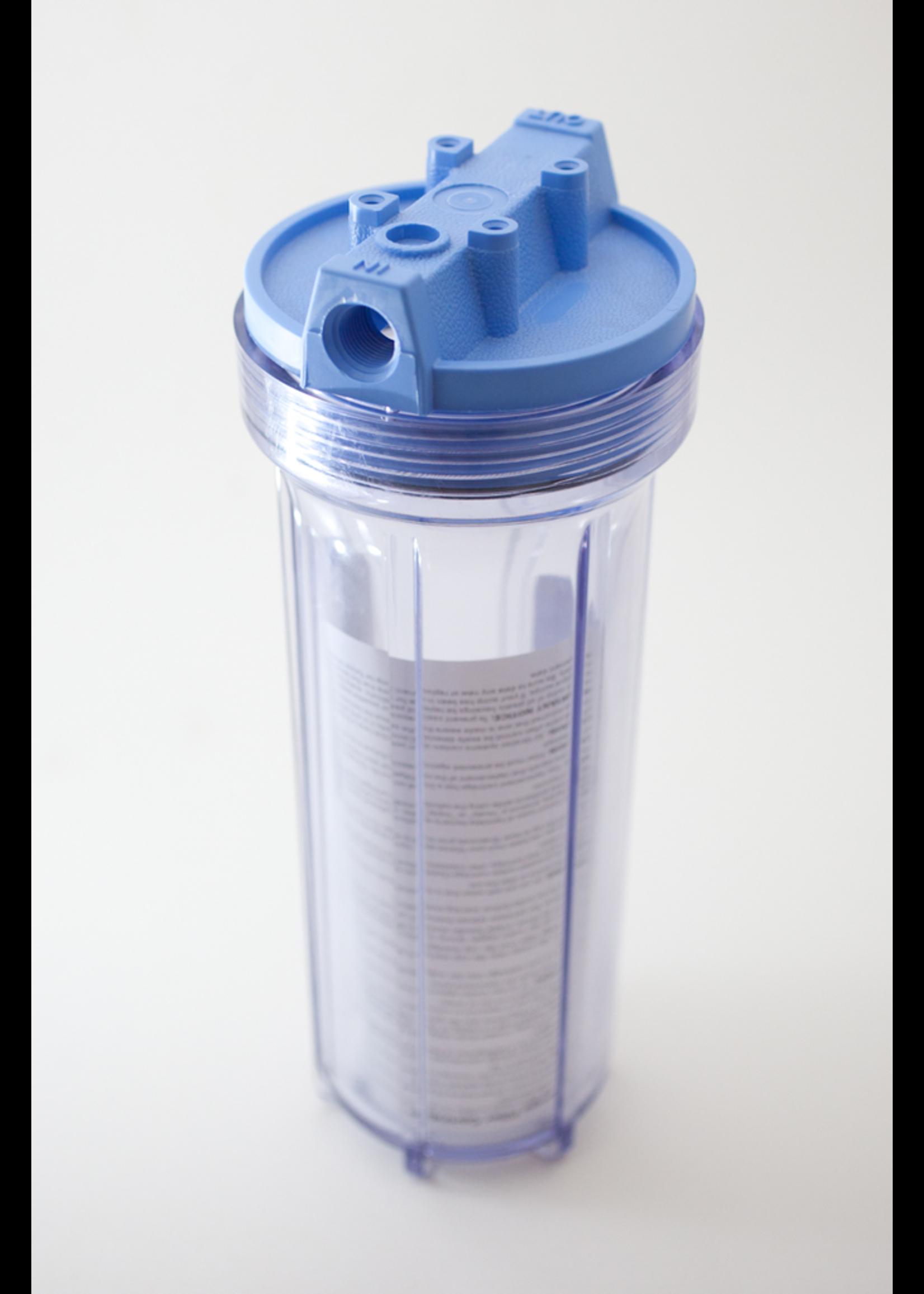 """Brewing Pentek 3/8"""" NPT Water Filter Housing - Fits 10"""" Filter Cartridges"""