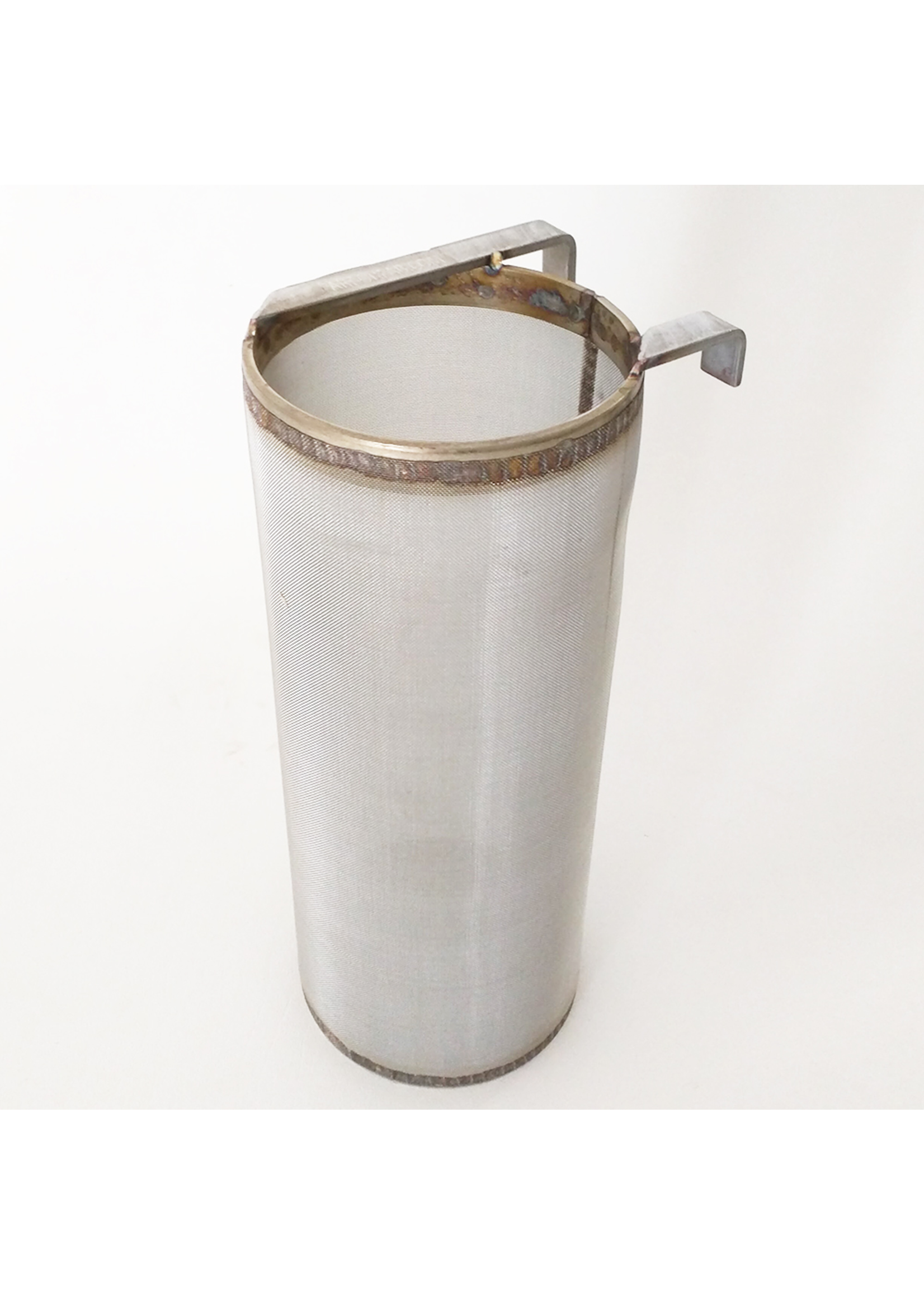 """Brewing 6"""" x 12"""" Brew Filter Stainless Steel Mesh Filter"""