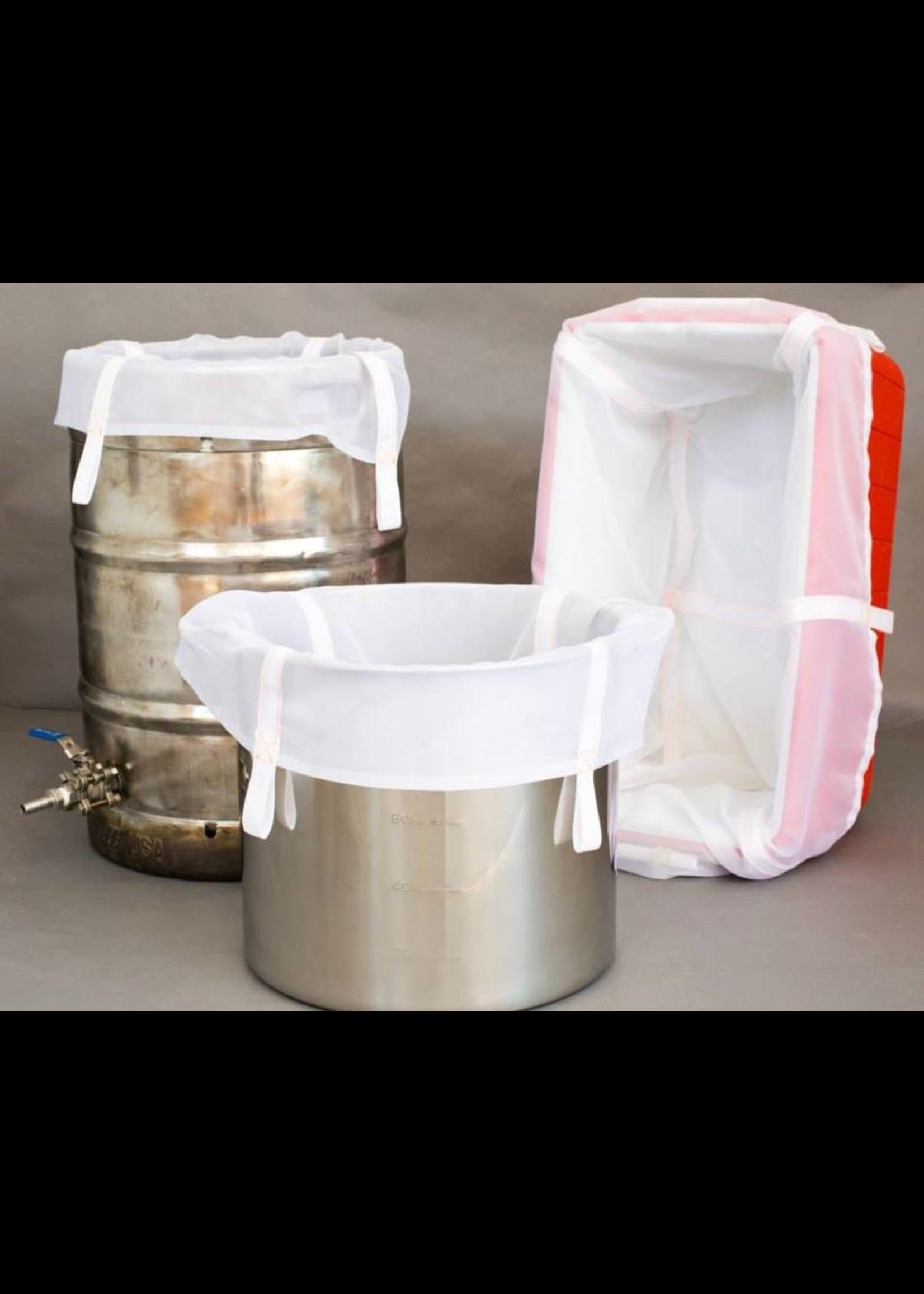 Brewing The Brew Bag (BIAB) - Fits 20/24 QT Brew Pot
