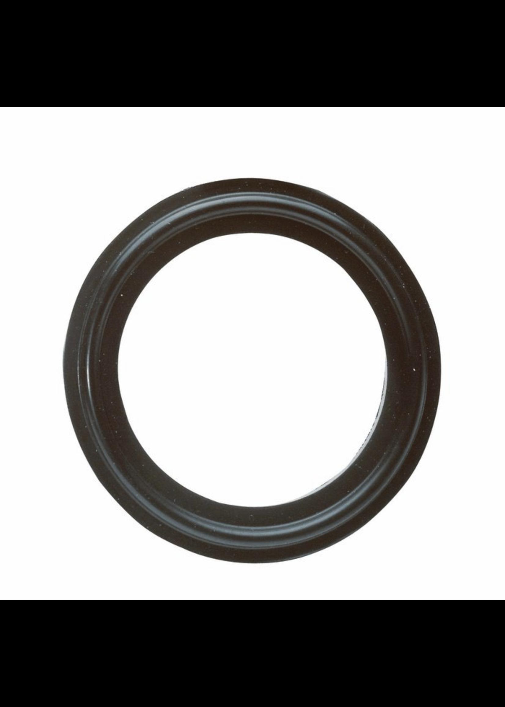 "Fittings 1.5"" Black Buna EPDM Tri-Clamp Gasket"