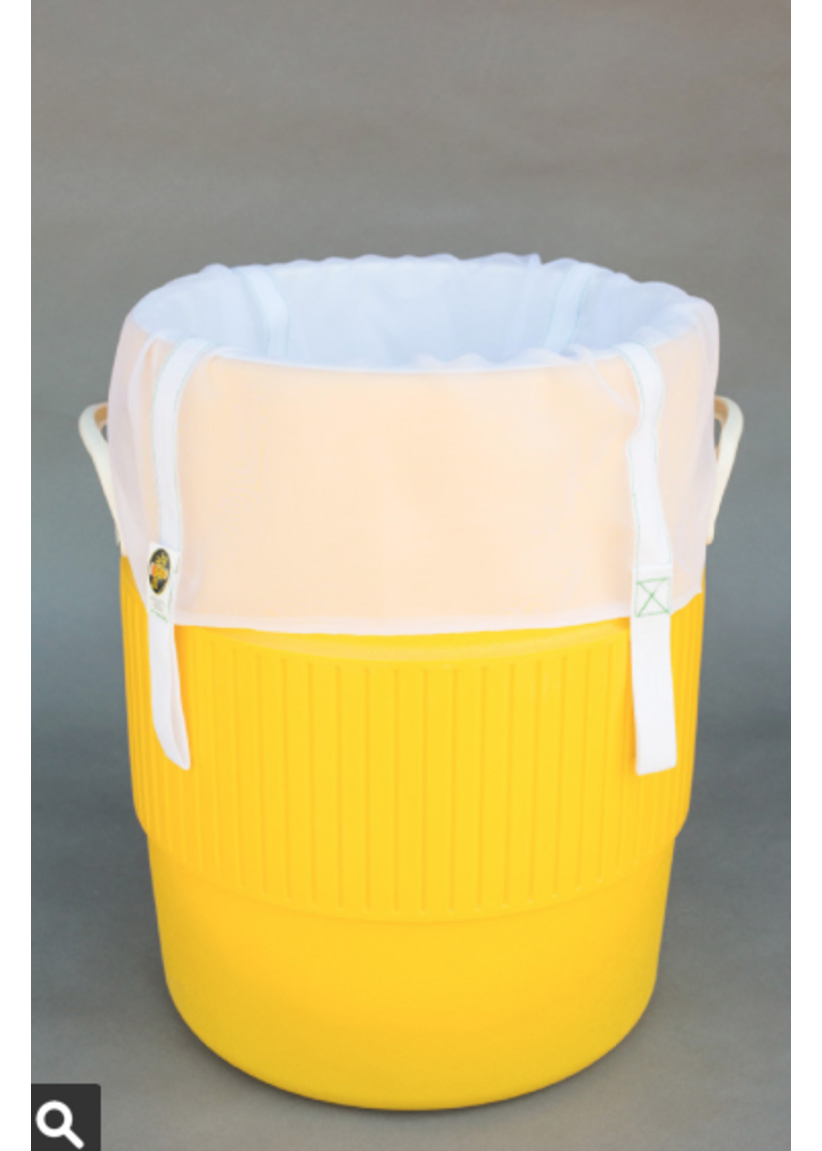 """Brewing The Brew Bag (BIAB) - 4062 - Fits a 10 Gallon Round Cooler and Tall Kettles with 13"""" to 16"""" Diameter/21"""" Height"""