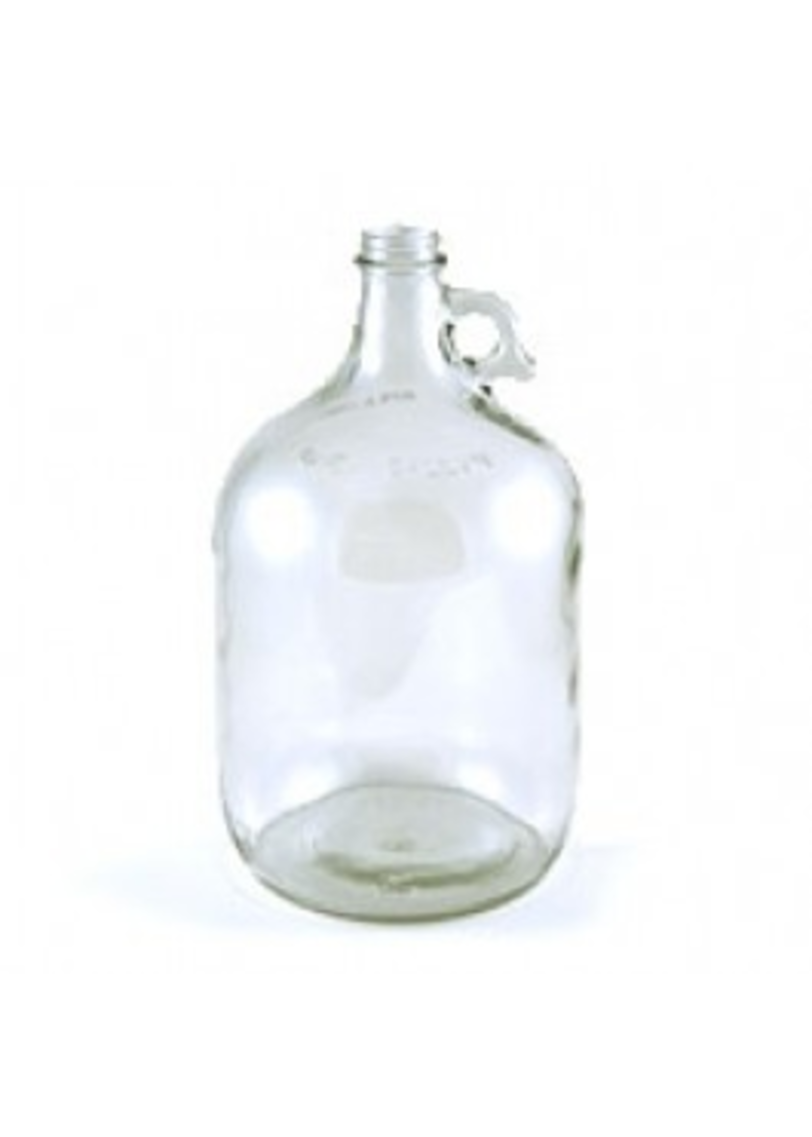 Fermentation One Gallon Glass Clear Jugs