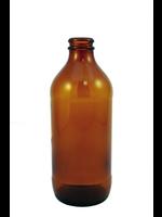 Racking/Bottling Bottles, Beer - 12 oz Grenade - Amber (24/case)