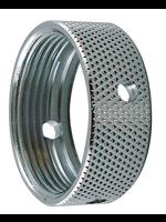 Foxx Shank, Replacement Part - Faucet Coupler (Chromed Brass) - #E03