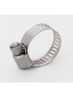 """Fittings Ideal Stainless Steel Hose Clamp - 3/8""""-7/8"""" #A05"""