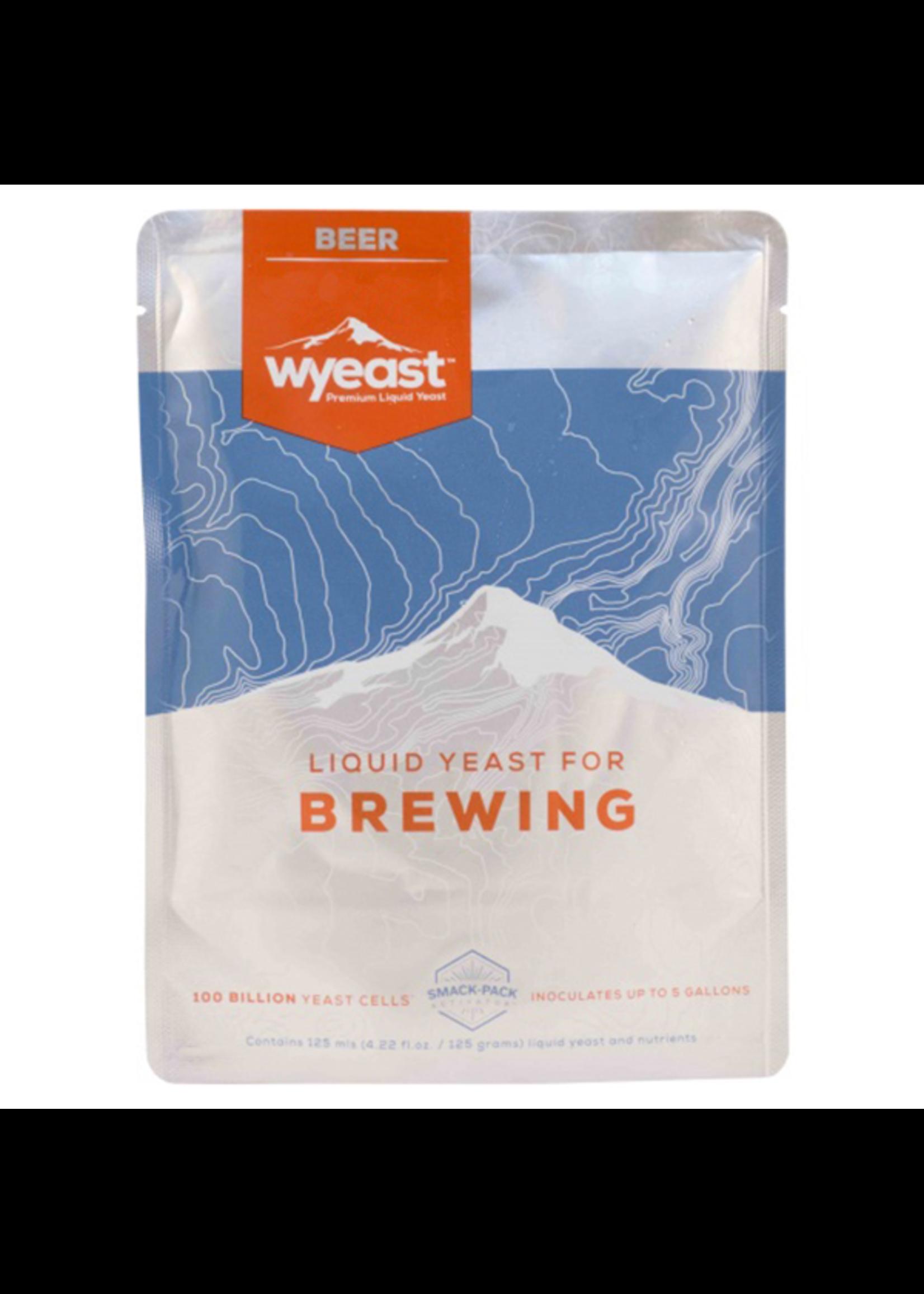 Yeast Wyeast 1450 - Denny's Favorite 50 Ale