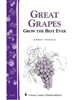 Books Great Grapes - Grow the Best Ever!