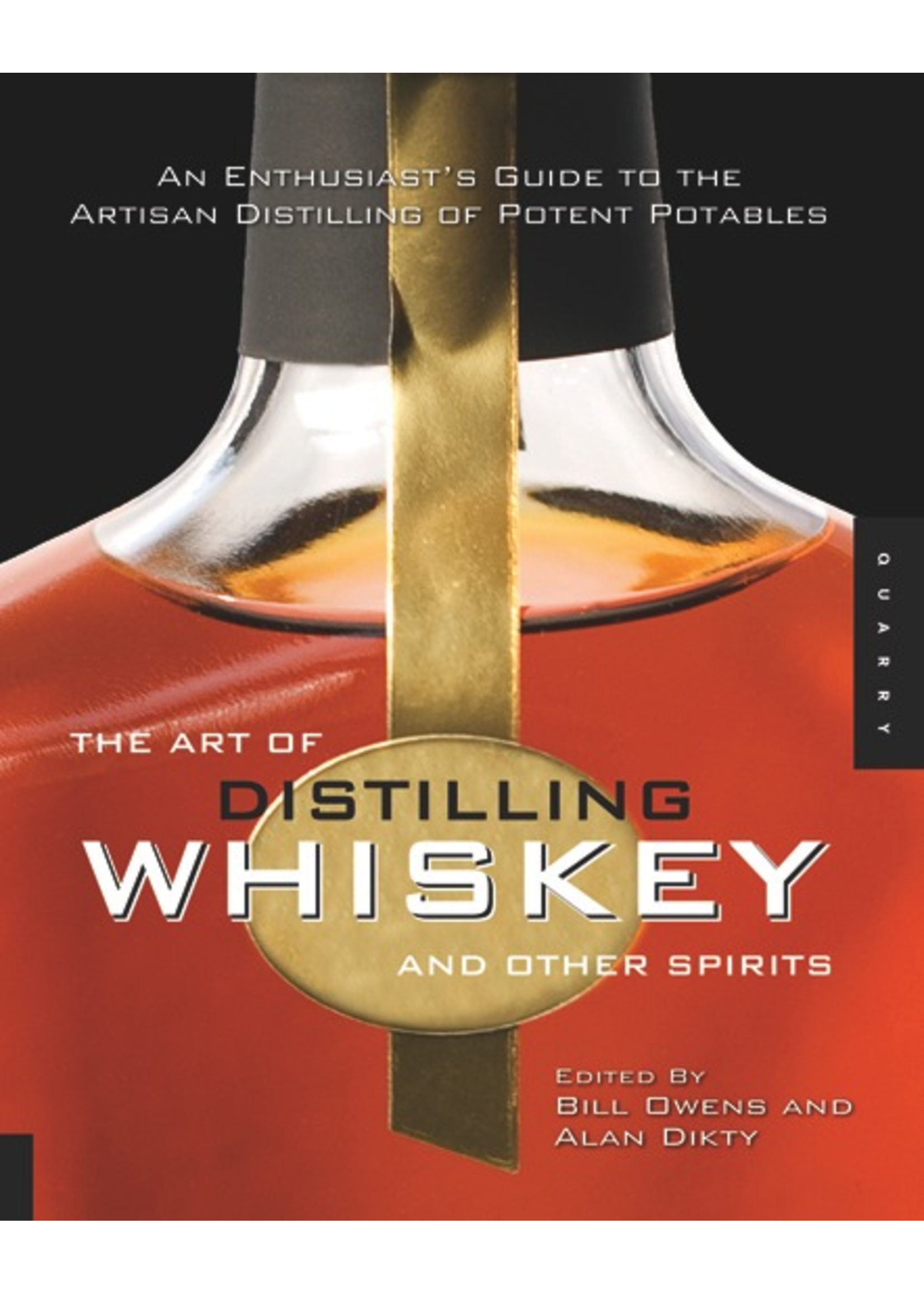 Books The Art of Distilling Whiskey and Other Spirits