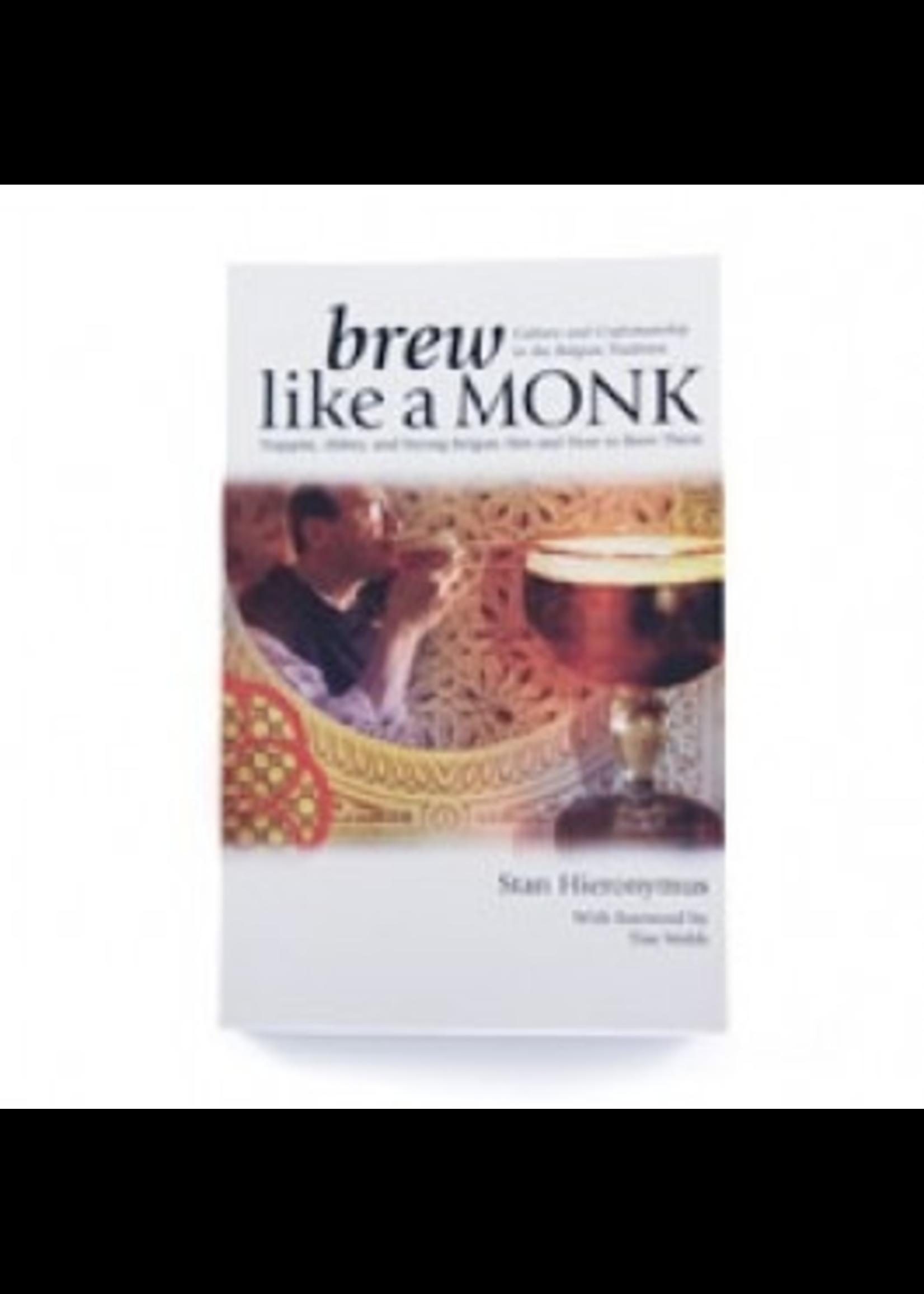 Books Brew Like a Monk - Stan Hieronymus