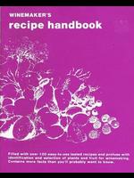 Books Winemaker's Recipe Handbook (Massaccesi)