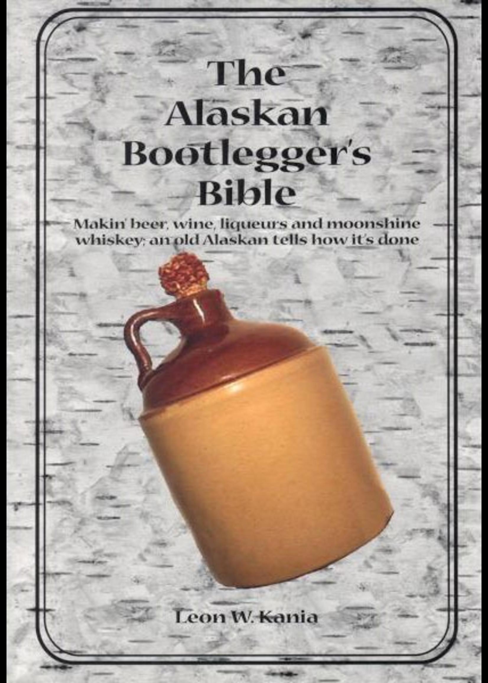 Books Alaskan Bootlegger's Bible
