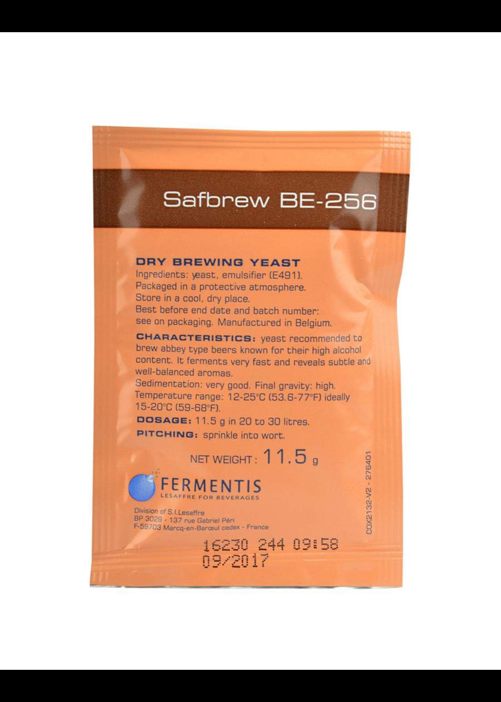 Yeast Fermentis Safbrew BE-256 Dry Brewing Yeast