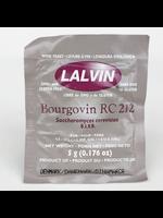 Yeast Lalvin Bourgovin RC-212 Wine Yeast