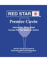 Yeast Red Star Premier Cuvee Wine Yeast