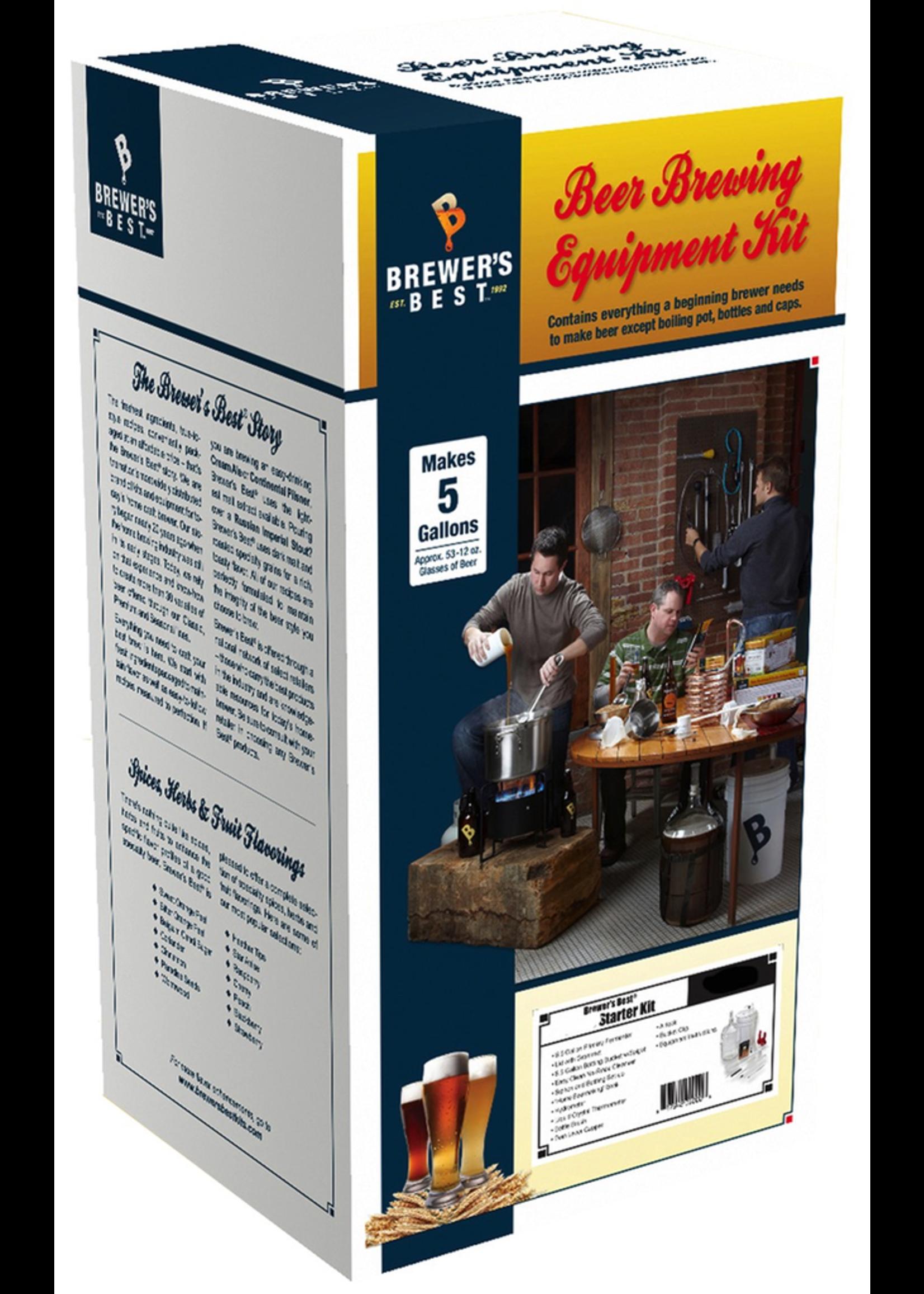 Brewing Brewer's Beast Equipment Kit