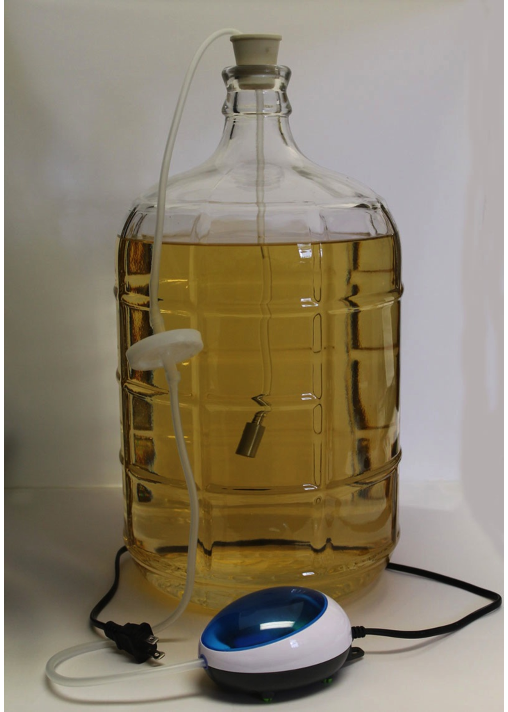 Brewing Aeration System - Pump, Filter and Diffusion Stone