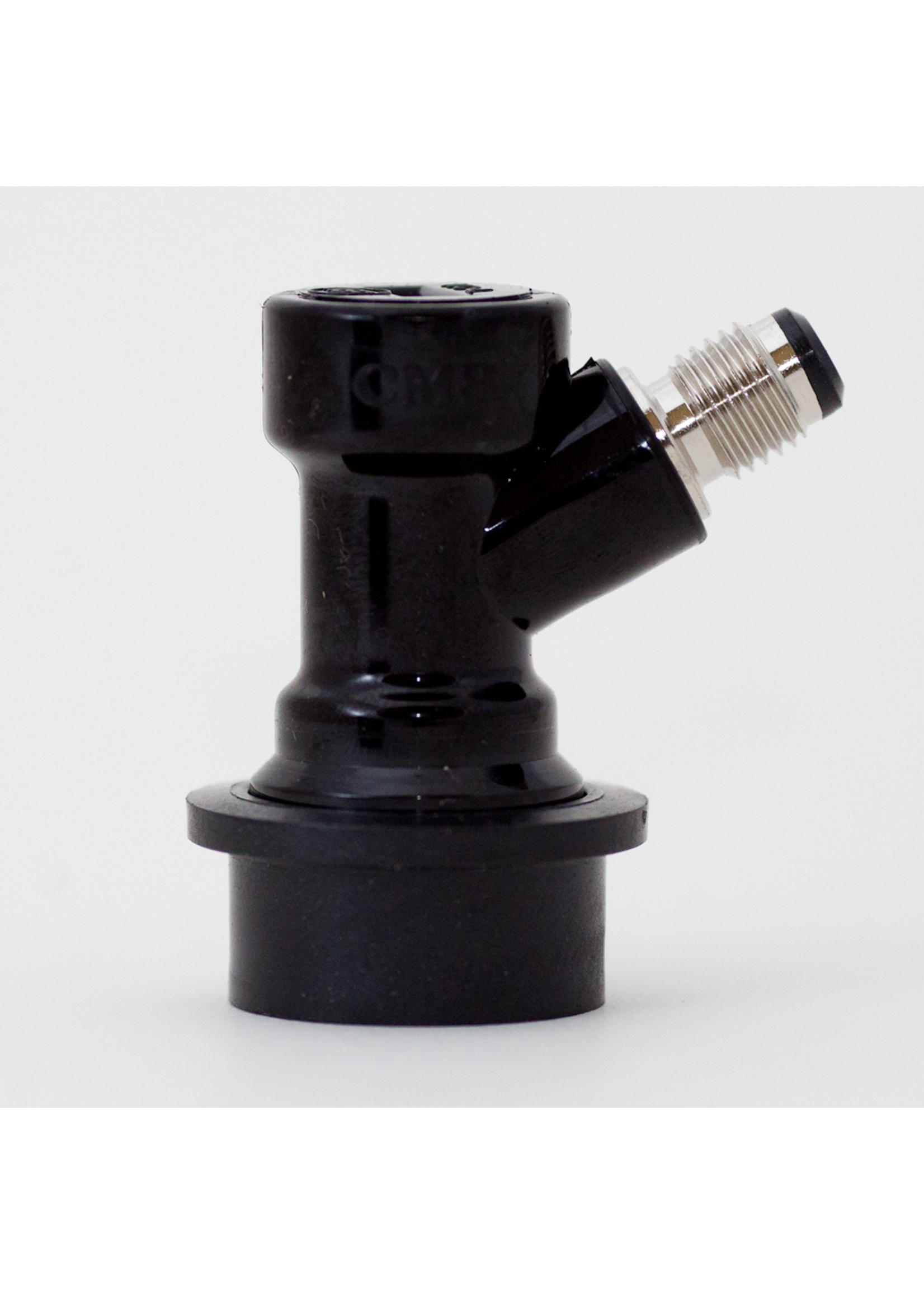 "Kegging Disconnect, Ball Lock - Liquid - 1/4"" MFL"