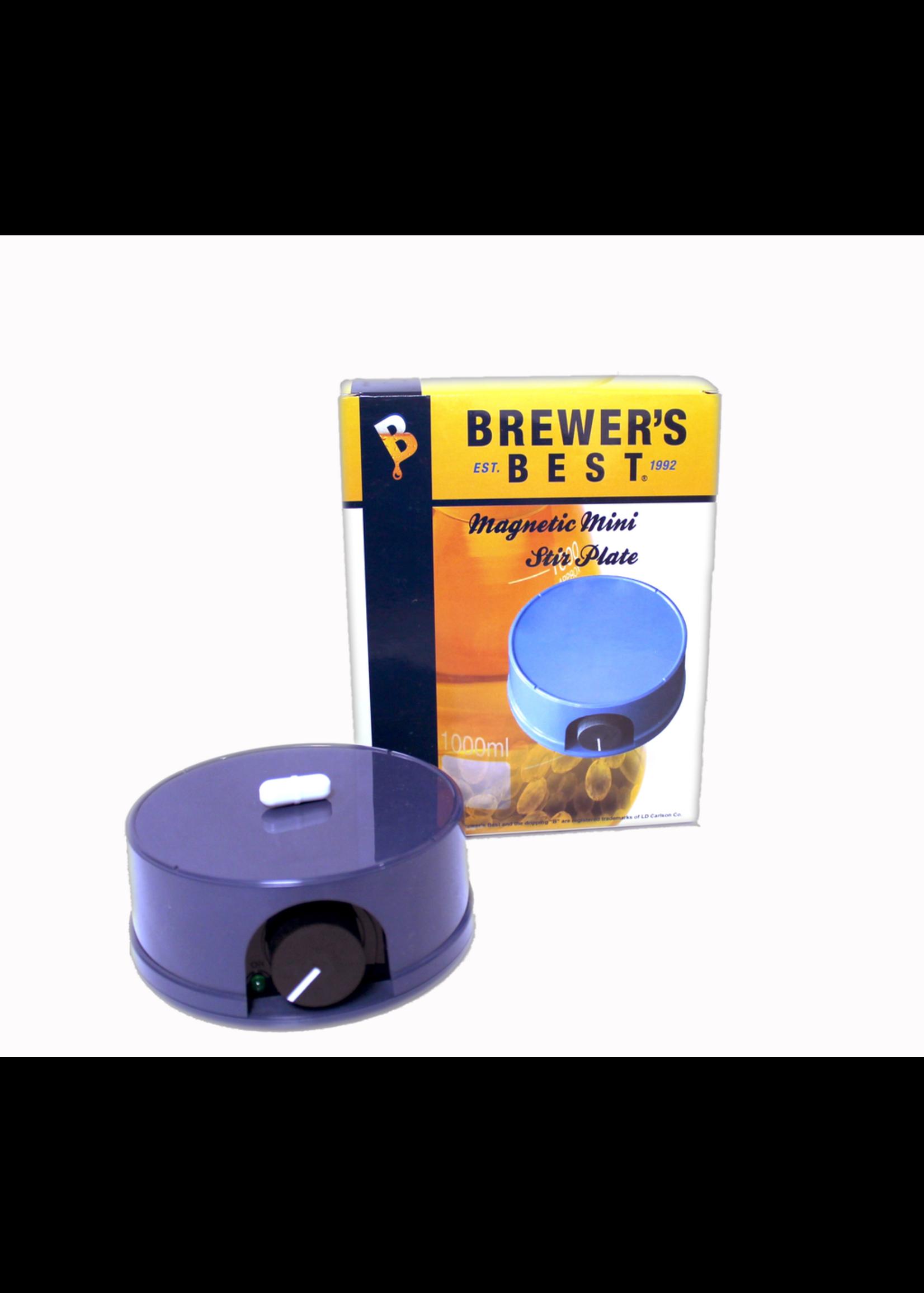 Testing Brewers Best Magnetic Mini Stir Plate