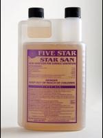 Chemicals Sanitizer - Five Star - Star San - 32 oz