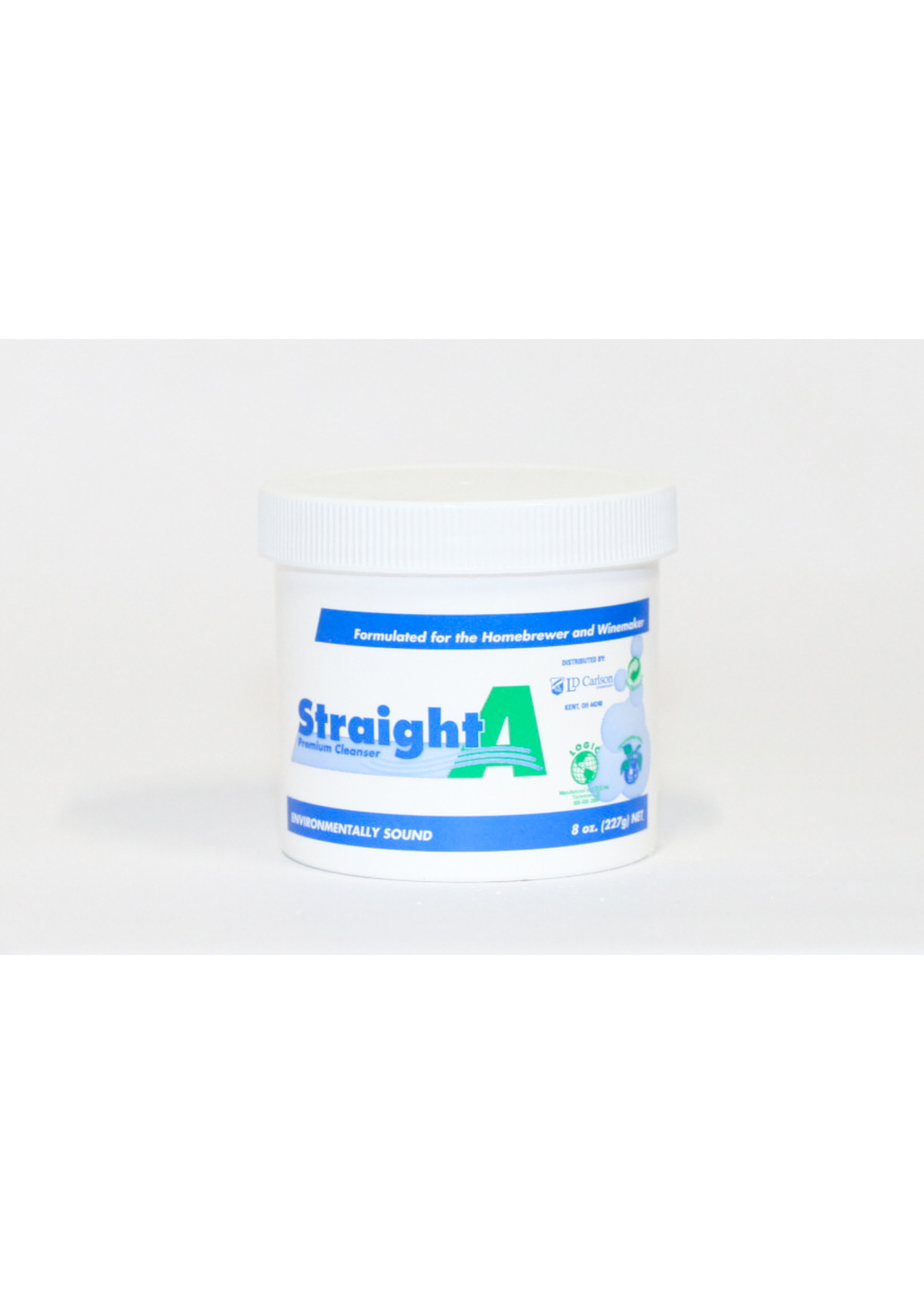 Chemicals Cleanser - Straight-A - 8 oz