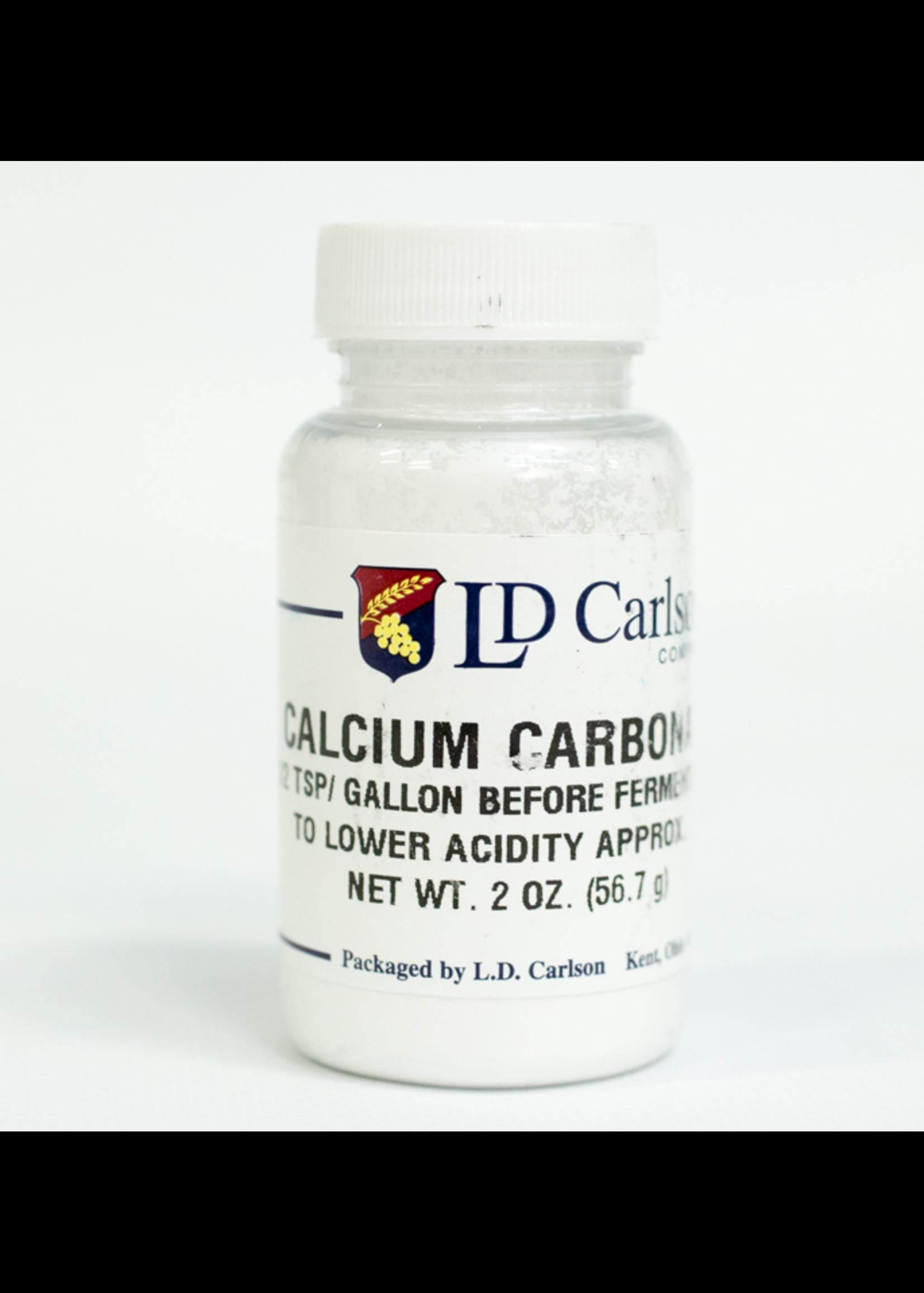 Chemicals Calcium Carbonate (Chalk) - 2 oz