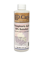Chemicals Phosphoric Acid 10% Solution - 8 oz
